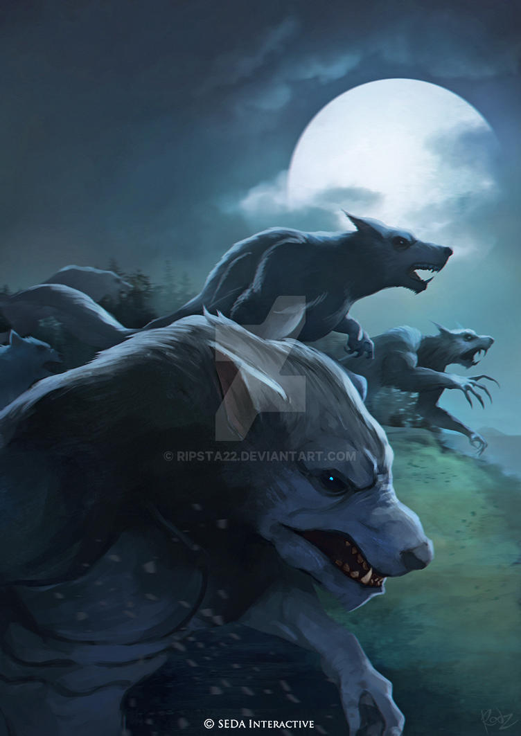 Wolf Pack Raid by Ripsta22