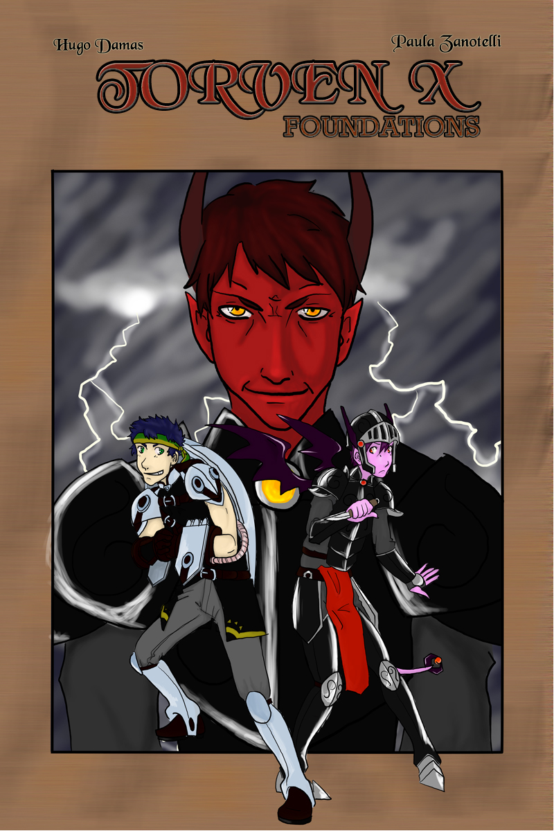 Torven X - Chapter 1 Cover