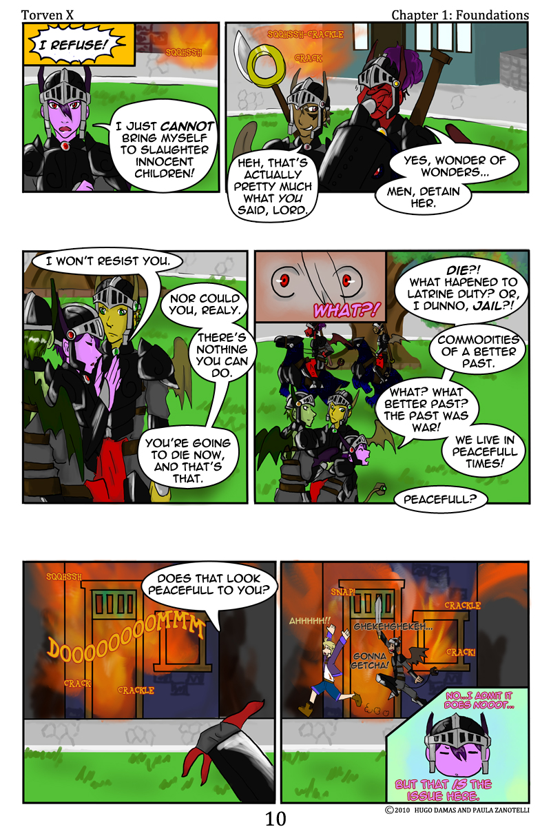 Torven X - Page 10
