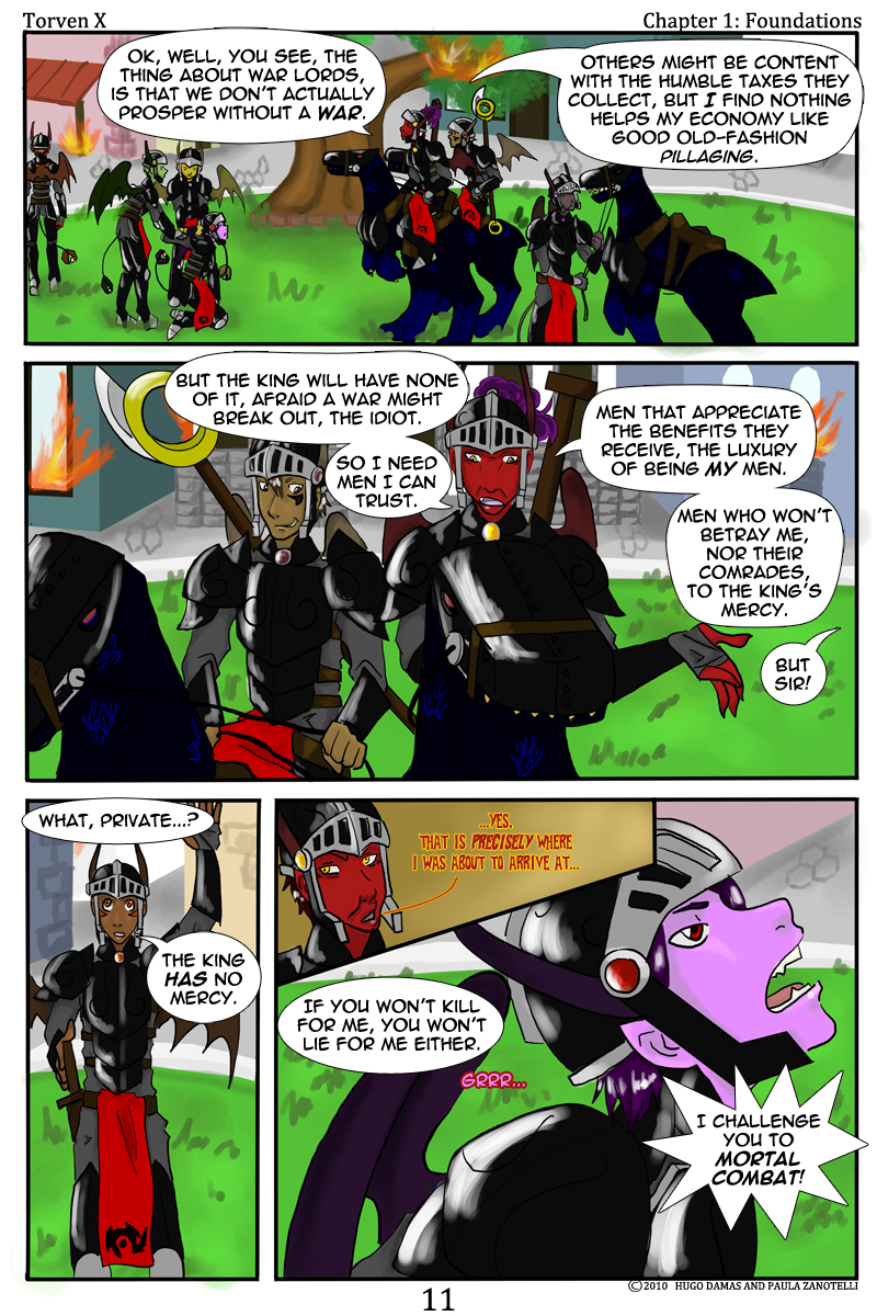 Torven X - Page 11