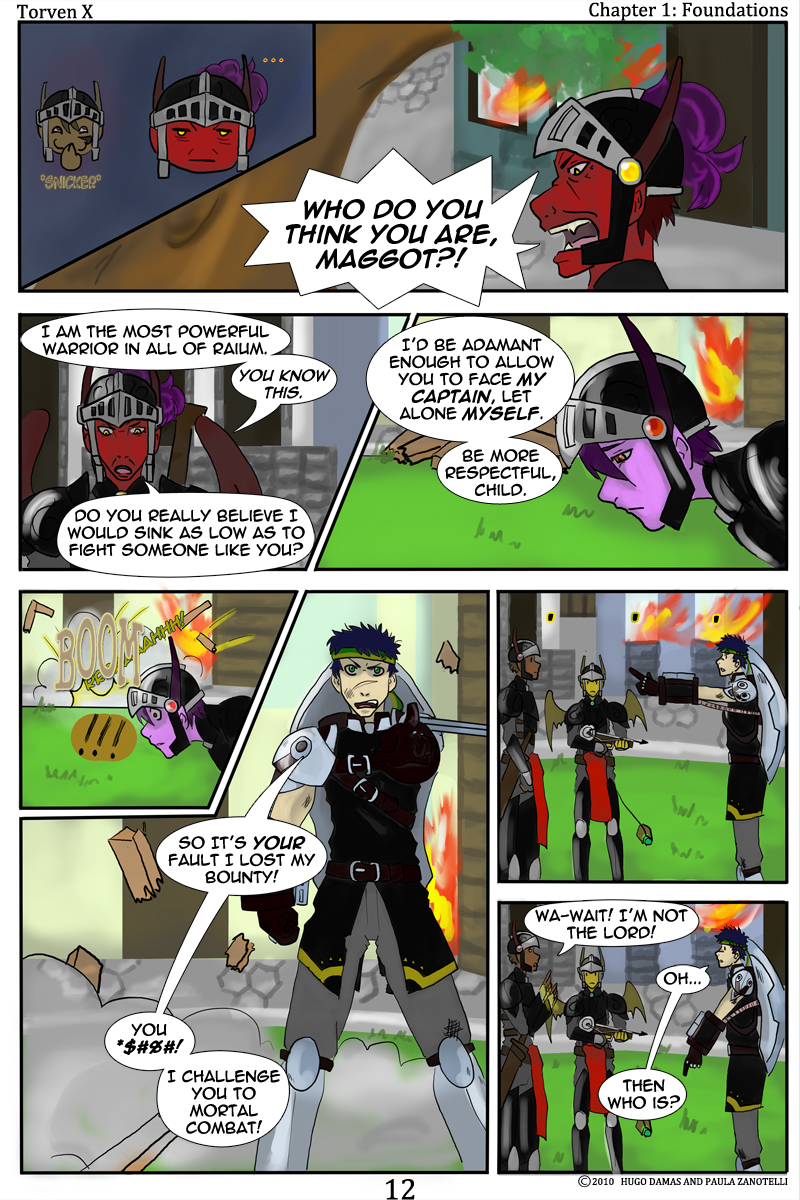 Torven X - Page 12