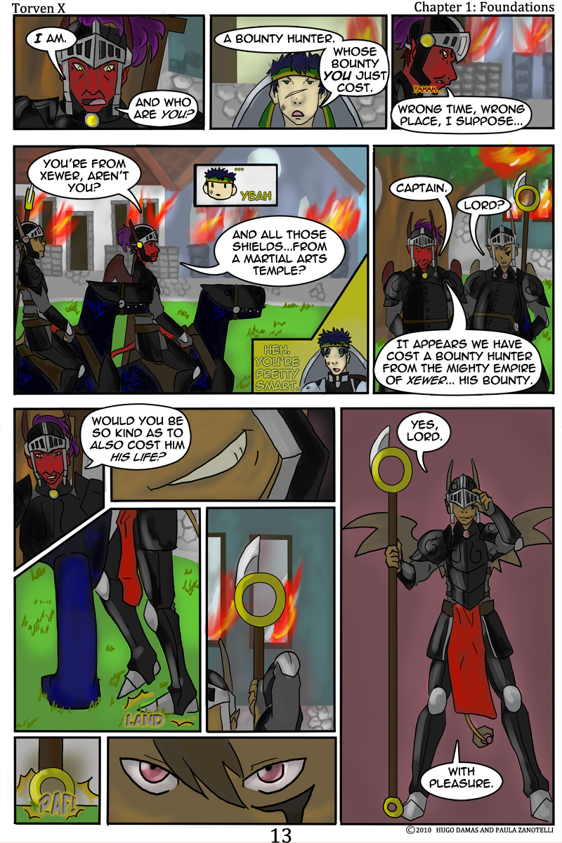 Torven X - Page 13