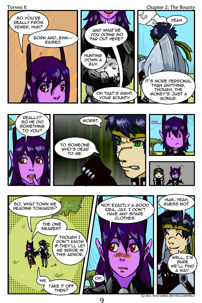 Torven X - Page 33
