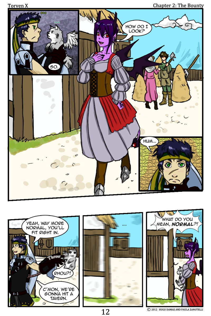 Torven X - Page 36