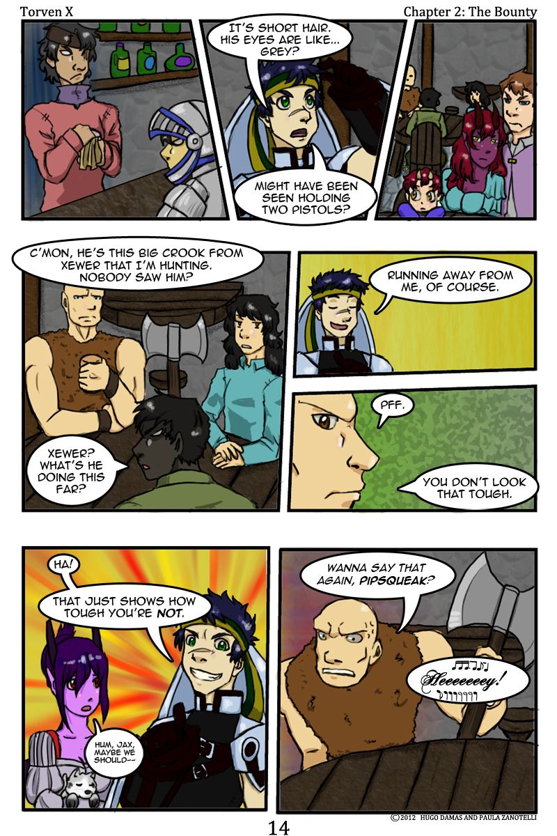 Torven X - Page 38
