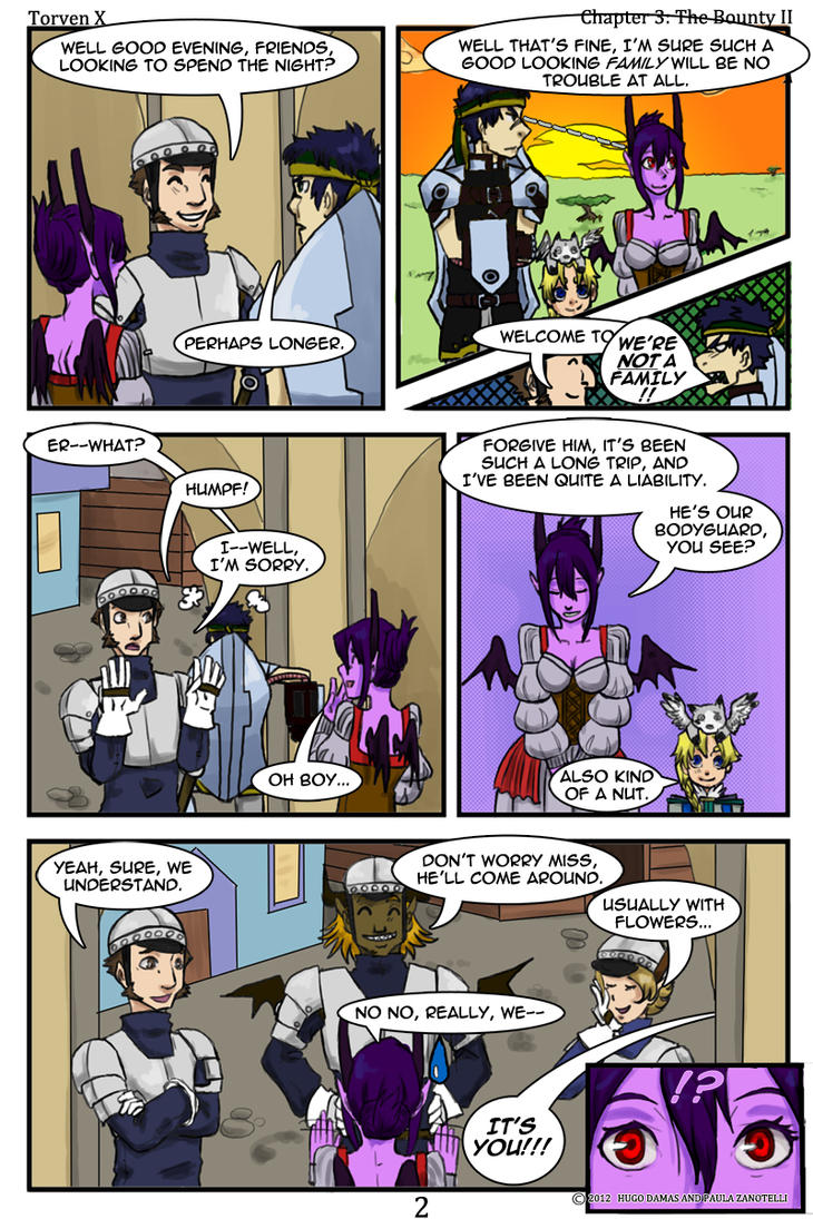 Torven X - Page 51 by Kuzcopia