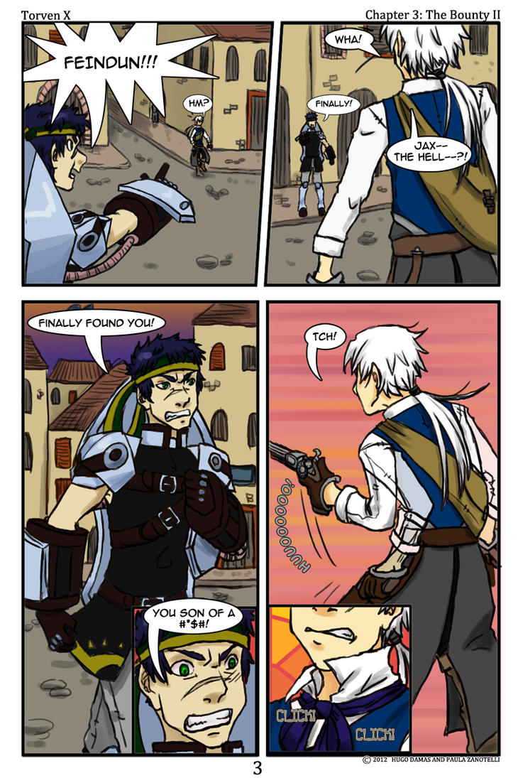 Torven X - Page 52 by Kuzcopia