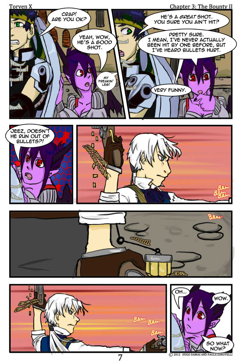 Torven X - Page 56 by Kuzcopia