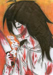 Jeff the Killer (coloured version)