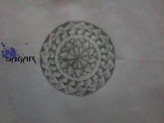 Tradition art tattoo by Sagar555