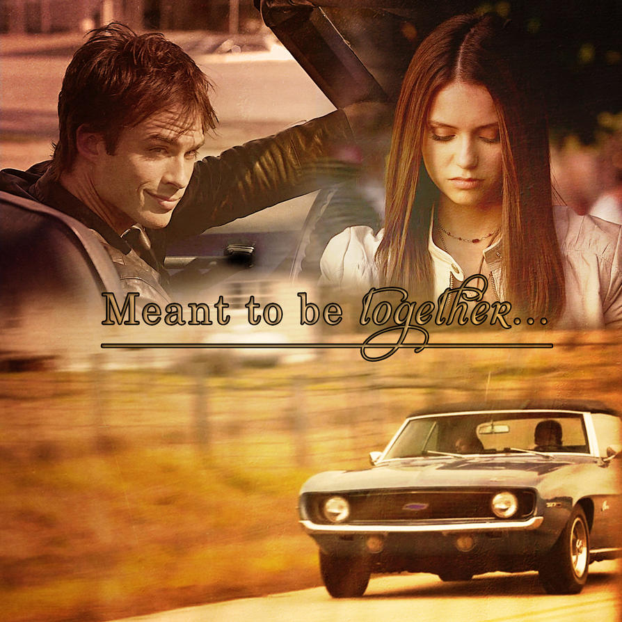 Meant to be together by BloodyMary-NINA