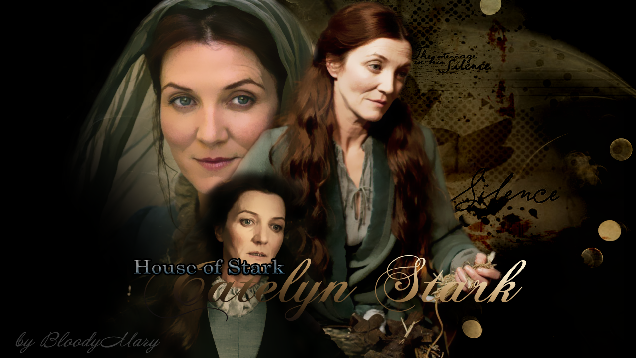 Catelyn Stark by BloodyMary-NINA