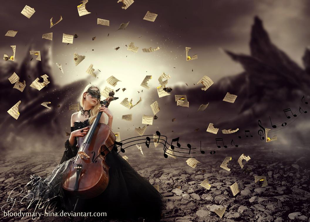 Music of My Heart by BloodyMary-NINA