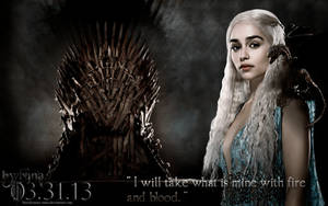 Daenerys Targaryen by BloodyMary-NINA