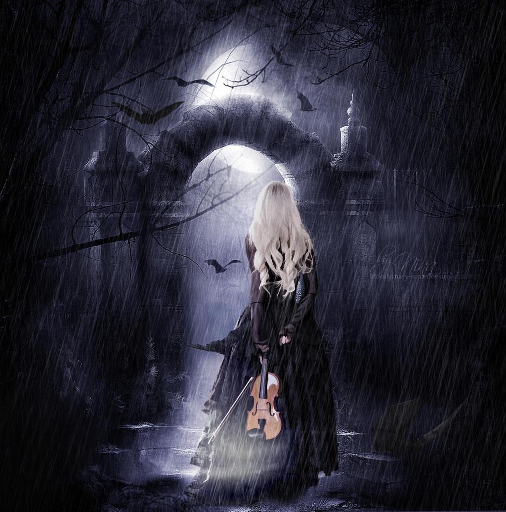 The Darkest Light by BloodyMary-NINA