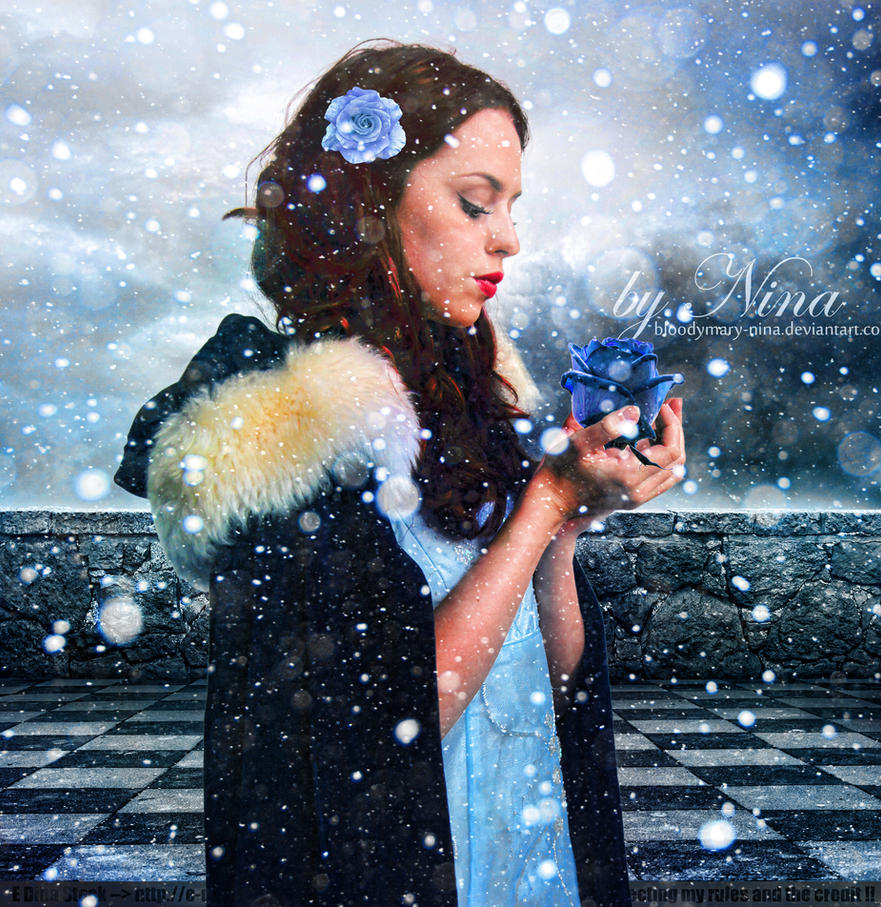Lyanna Stark by BloodyMary-NINA