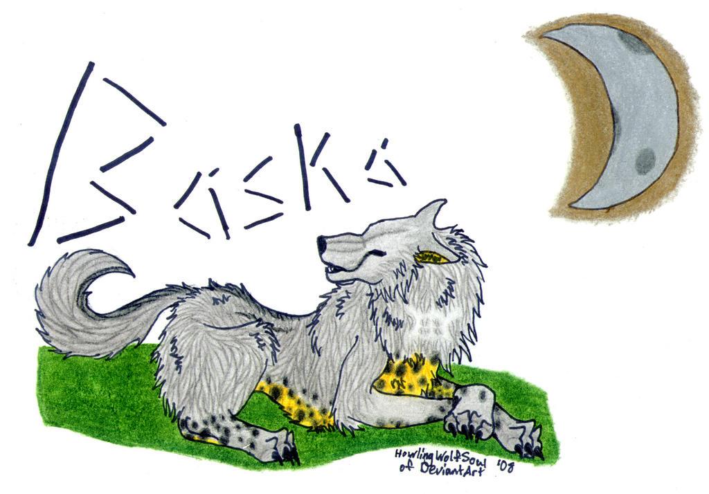 art trade--baska-eurotiatuatha by HowlingWolfSoul