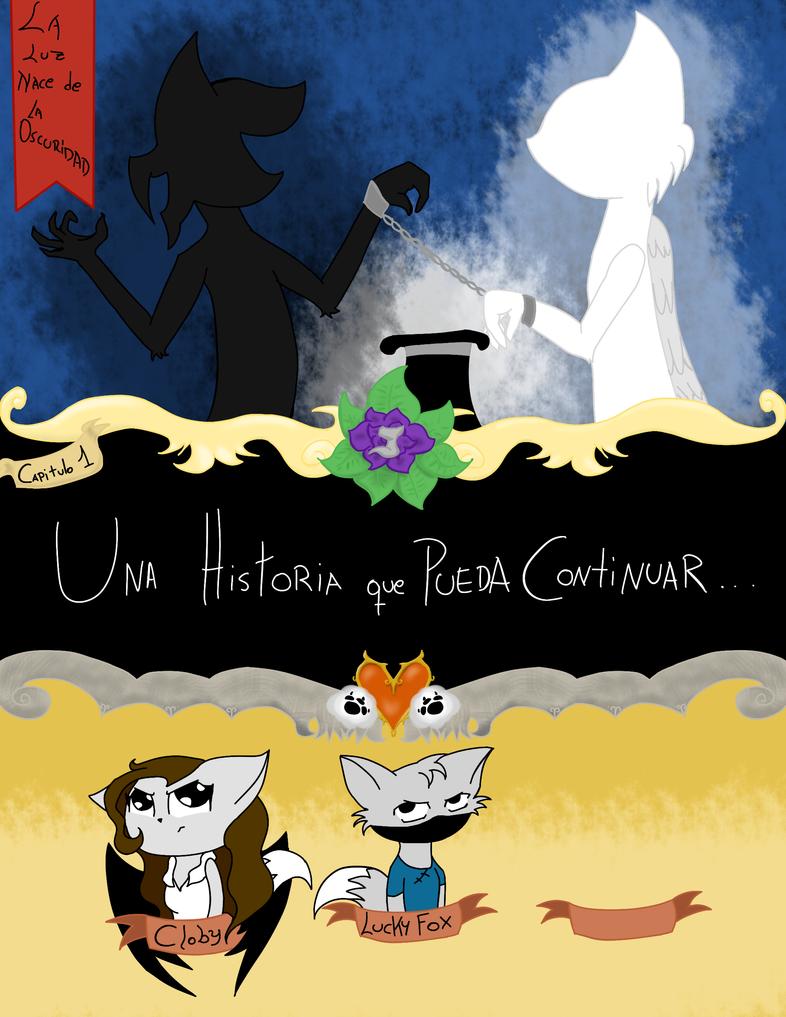 La luz nace en la oscuridad - El comic by FoxlyTails