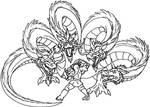 Link vs. Four Headed Gleeok