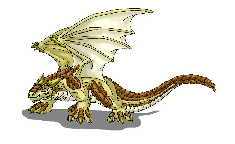 Earth Dragon: Earth Dragon By Scatha-the-Worm On DeviantArt