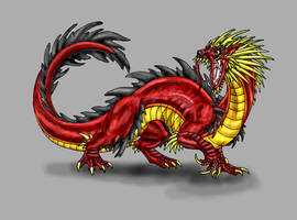 Chinese Fireball by Scatha-the-Worm
