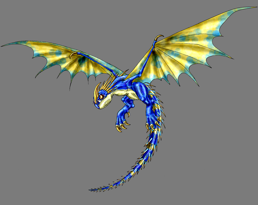 HTTYD-Deadly Nadder By Scatha-the-Worm On DeviantArt
