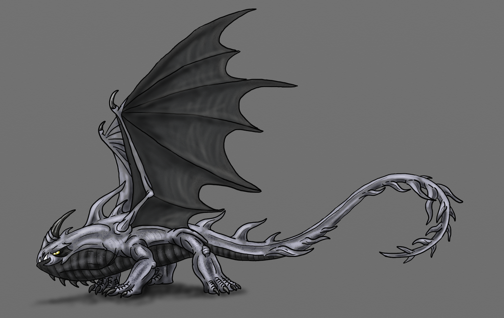 HTTYD-Smothering Smokebreath by Scatha-the-Worm on DeviantArt