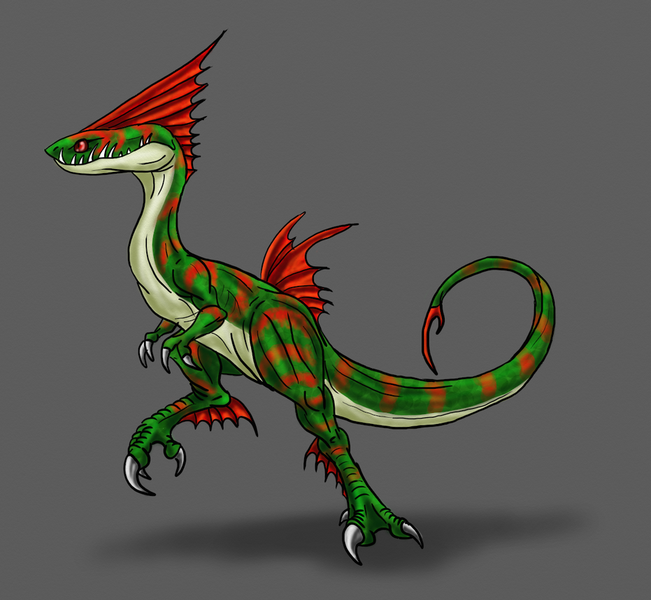 HTTYD Speed Stinger By Scatha The Worm On DeviantArt