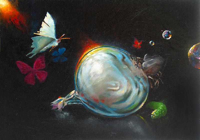 Glass Onion by HisHalfElf