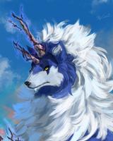 Tempest Star Wolf by RhythmPopFox