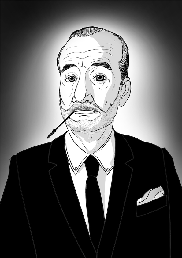 Mr Bill Murray by rowangovender on DeviantArt