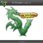 Logo - Sv Designs v2
