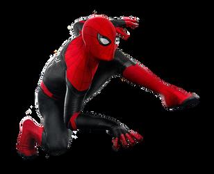 Far From Home - Spider-Man (3) by sidewinder16