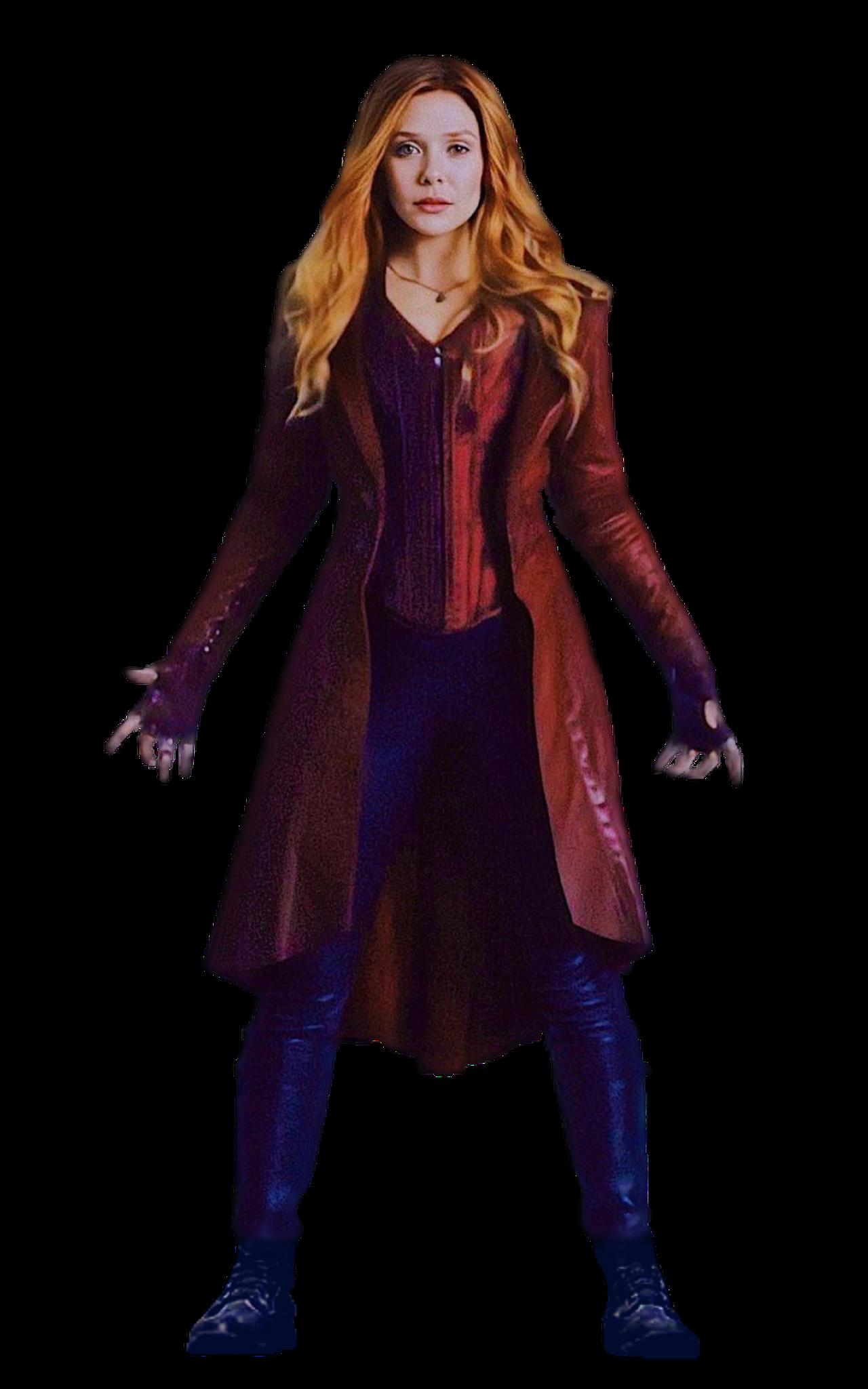 Endgame - Scarlet Witch (1) by sidewinder16 on DeviantArt