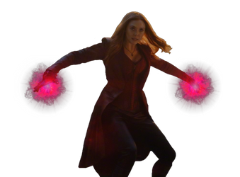 Endgame - Scarlet Witch (5) by sidewinder16