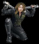 Yelena Belova/ Black Widow 1