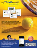 Tennis Tracker by Colour-Lover