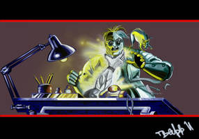 comix zone by Naemnikzu