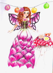 Top Model Fairy - For the TM Comp