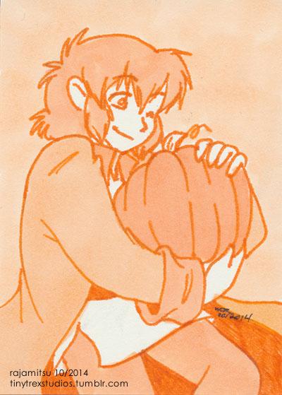 Orange by rajamitsu