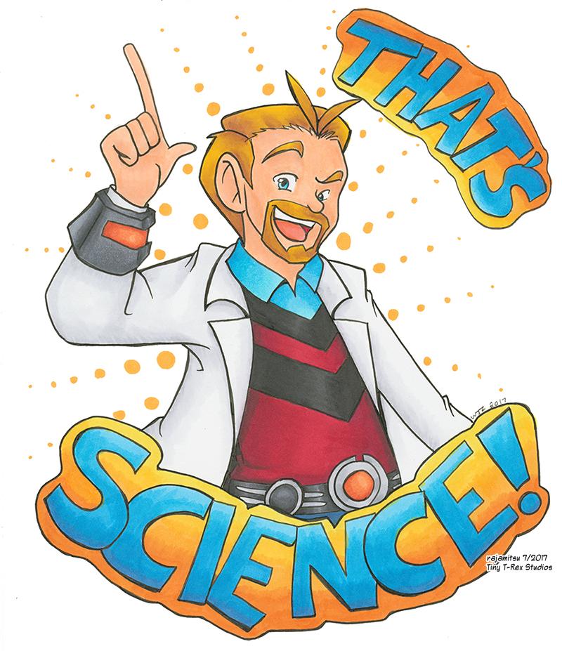 AVAC - That's Science! by rajamitsu
