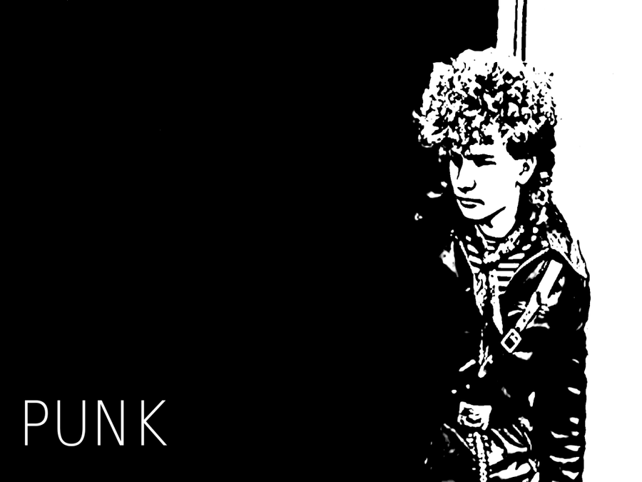 Punk Wallpaper 1024x768 by Pasteljam