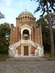 Gothic chapel 10