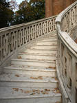 Marble stairs set 05