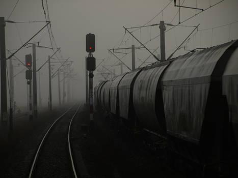 Train tracks 14