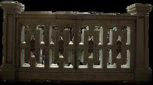 marble balustrada PNG