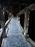 old passage precut