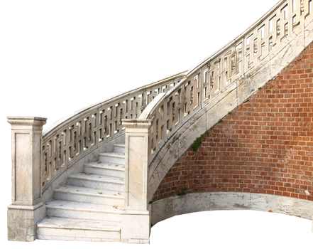 more marble stairs PNG