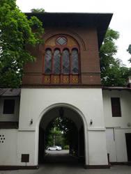 tower gate 1 by dreamlikestock