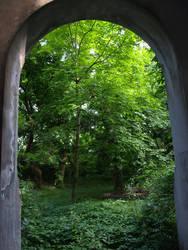arch by dreamlikestock